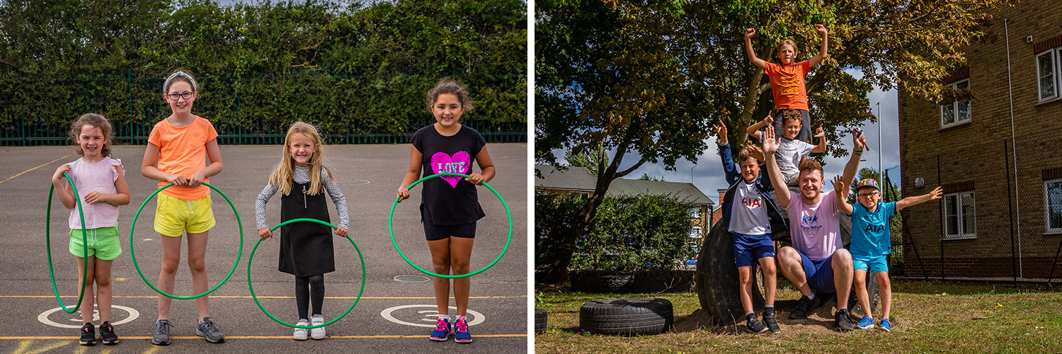 Sport Star, Leigh-on-Sea, Rochford and Chatham Holiday Club